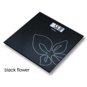 Весы GS27 Black Flower