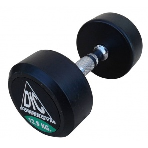 Гантель PowerGym DB002 12.5 кг